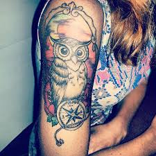 tattoo girl owl 50 owl tattoos for girls