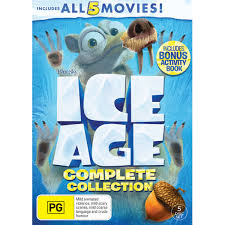 ice age complete collection 5 discs dvd big