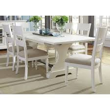 east west furniture dover 7 piece extension rectangular dining east west furniture dover 7 piece extension rectangular dining table set with kenley wooden seat chairs hayneedle