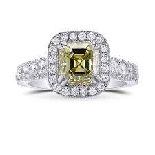 yellow engagement rings canary yellow diamond engagement rings leibish
