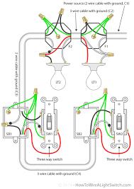 two way light switch wiring diagram carlplant