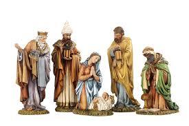 review joseph u0027s studio by roman nativity set 5 piece 8 1 4 inch