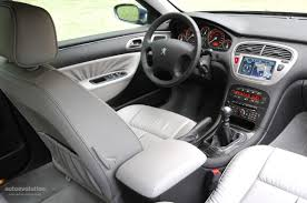 peugeot 2008 interior 2015 2008 peugeot 607 specs and photos strongauto