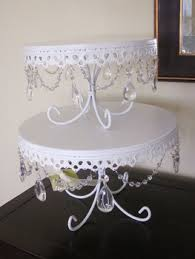 white crystal cake cupcake stand for wedding and party buy mini