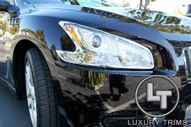 chrome nissan luxury trims nissan maxima