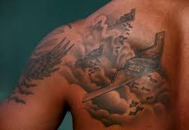 the stories behind oakland athletics players u0027 wild tattoos