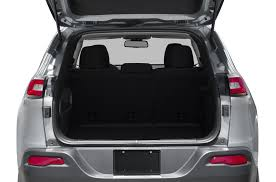 jeep cherokee sport interior 2017 new 2017 jeep cherokee price photos reviews safety ratings