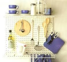 pegboard kitchen ideas kitchen pegboard pegboard wall organizer instead of a usual kitchen