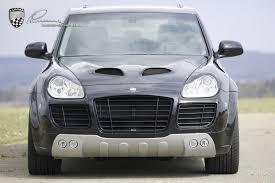 Porsche Cayenne 955 Body Kit - lumma vehicle clr 400