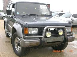 1991 isuzu bighorn pictures 2 8l diesel manual for sale