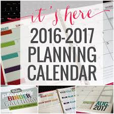 printable calendar 2016 for teachers printable 2017 2018 teacher planning calendar template