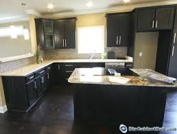 Home Depot White Cabinets - espresso kitchen cabinets with dark wood floors home depot granite
