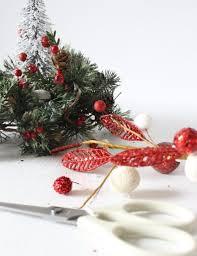tree centerpiece diy mini christmas tree centerpiece