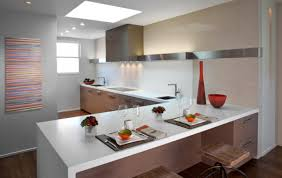 Lighting Above Kitchen Cabinets Decor U0026 Tips Skylight And Ceiling Lighting For L Shaped Kitchen