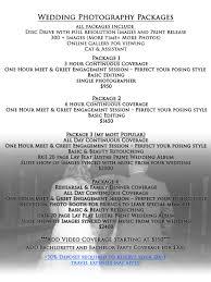 wedding album prices wedding prices catseye photography
