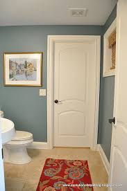 benjamin bathroom paint ideas benjamin mountain laurel blue bathroom paint color master