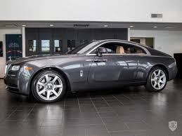 roll royce grey 2014 rolls royce wraith in houston united states for sale on