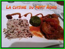 cuisine osso bucco recette d osso bucco de dinde a la provençale flan d épinards et