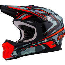 oneal motocross helmets oneal 7 series camo acu dot lightweight enduro jis mx cross
