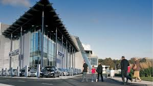 mercedes mercedes experience opens at brooklands evo