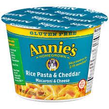 amazon com annie u0027s gluten free macaroni and cheese microwave