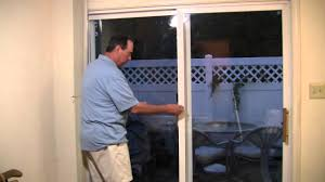 Patio Door Safety Bar by How To Install A Secure Sliding Patio Door Lock Youtube
