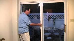 Sliding Patio Door Security Locks How To Install A Secure Sliding Patio Door Lock