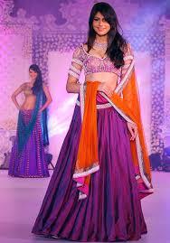 purple and orange wedding dress orange indian wedding dresses wedding decorate ideas