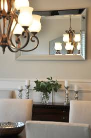 mirror over dining room buffet dining room decor ideas and