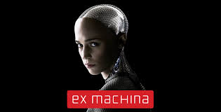 meet ava in new ex machina poster a24 will debut first u s