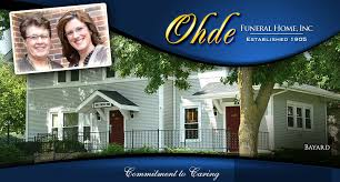 funeral homes ta ohde funeral home
