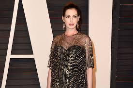 Anne Hathaway Vanity Fair Inside The Oscars 2016 Vanity Fair After Party U2013 Wwd