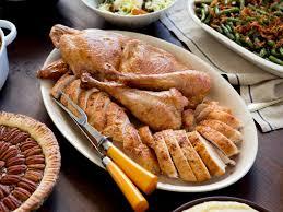 thanksgiving traditional thanksgiving menu photo ideas