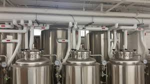 new fermenters alpha brewing operations