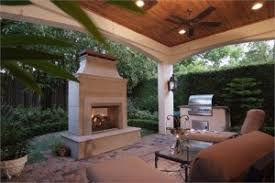 Outdoor Kitchen Covered Patio Outdoor Kitchens In Houston Lone Star Patio Builders