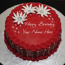 online birthday cake write your name on birthday cake online