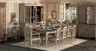 french country dining set on hand carved solid wood french