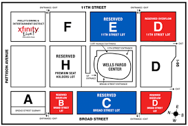Wells Fargo Center Floor Plan Wells Fargo Center Directions And Parking Info The Official Site