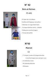 cours de cuisine st malo location costumes enfants ecole de st malo du bois