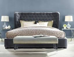 Gray Platform Bed Best 25 Grey Bed Frame Ideas On Pinterest Grey Bed Grey