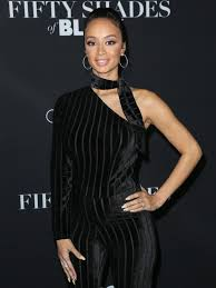 Shades Of Black Draya Michele At Fifty Shades Of Black Premiere In Los Angeles 01