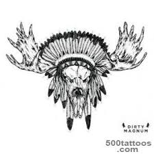 celtic moose tattoo pictures to pin on pinterest tattooskid