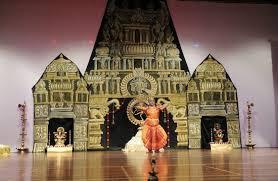 arangetram decoration concert arangetram classical bharatanatyam arts indian