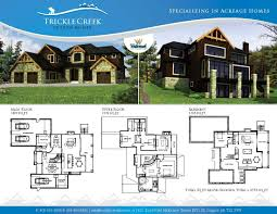 Watermark Floor Plan 356 Spyglass Way Watermark At Bearspaw