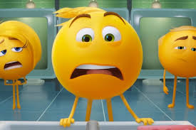 singing emoji all the times we groaned watching the emoji movie