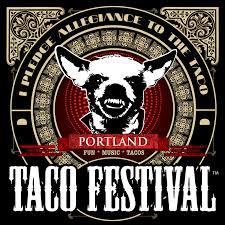 Portland Food Map by Portland Taco Festival At Portland Meadows In Portland Oregon On