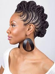 natural braided hairstyles for black women natural black hair