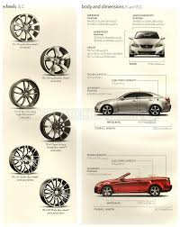 lexus isp mode wheels importarchive lexus is touchup paint codes and color galleries