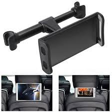 tablette pour siege auto 1x 360º support tablette voiture siege appuie tête fixation porte pr