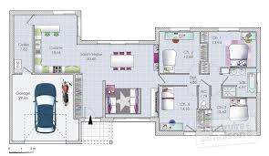 maison 6 chambres plan maison 6 chambres plain pied free plan maison m plain pied